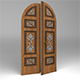 Double door - 3DOcean Item for Sale
