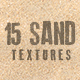15 Sand Backgrounds / Textures - GraphicRiver Item for Sale
