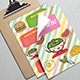 Kids Restaurant Menu Template - GraphicRiver Item for Sale