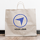 5 Paper Shopping Bag Mockups