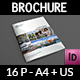 Company Profile Brochure Template Vol.5 -16 Pages - GraphicRiver Item for Sale