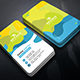 Colorful Creative Business Card - GraphicRiver Item for Sale