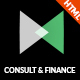 Finance Consulting & Business Consult - Consult Care - ThemeForest Item for Sale