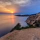 Sunset in Thassos, Greece - PhotoDune Item for Sale