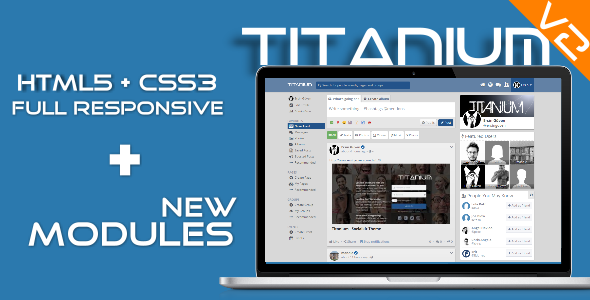 titanium app templates - titanium theme v2 for socialkit by spasso codecanyon