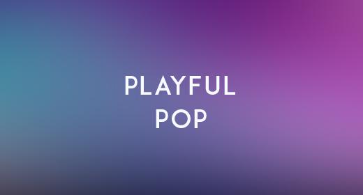 Playful Pop