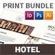 Hotel Print Bundle 6