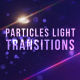 Particles Light Transitions - VideoHive Item for Sale