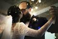 Newlywed Couple Dancing Wedding Celebration - PhotoDune Item for Sale