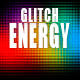 Powerful Energy Glitch Logo