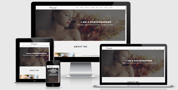 Photography Template - Photography Creative