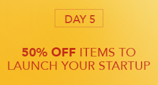 5 Days of Discounts 2017 - Day 5