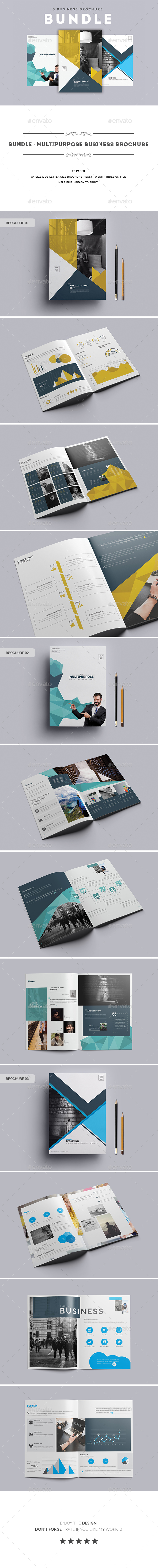 Bundle । Multipurpose Brochure - Corporate Brochures