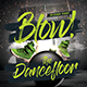 Blow the Dancefloor Flyer