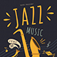 Jazz Music Flyer - GraphicRiver Item for Sale