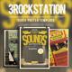 Rockstation Flyer/Poster Bundle Vol.1 - GraphicRiver Item for Sale