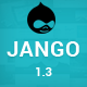 Jango | Highly Flexible Component Based Drupal Theme - ThemeForest Item for Sale