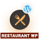 Restaurant WordPress Theme | Floury Restaurant - ThemeForest Item for Sale