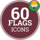 Flag - Flat Icon Pack vol.4