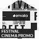 Festival Cinema Promo - VideoHive Item for Sale