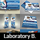 Medical Laboratory Advertising Bundle - GraphicRiver Item for Sale