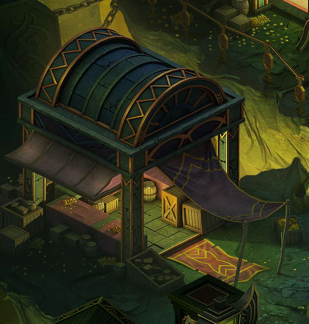 Dragon Lair - House 05