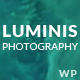 Luminis - Photography WordPress Theme for Wedding, Travel, Event Portfolios Nulled