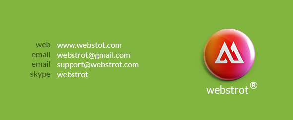 Webstrot profile