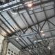 Ventilation System in Modern Industrial Building