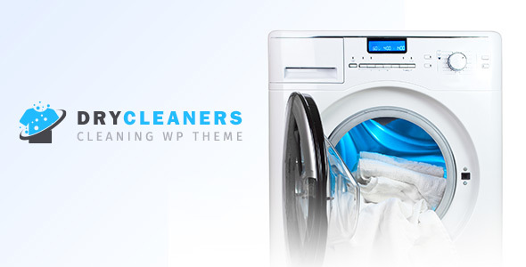 Dry Cleaning | Laundry Services WordPress Theme