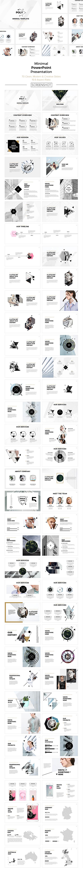 Poly Minimal PowerPoint Presentation - Creative PowerPoint Templates