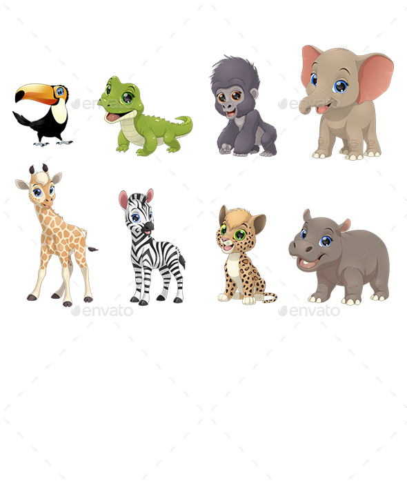 Animals - Animals Characters