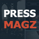 PresssMagz - Editorial News & Magazine WordPress Theme Nulled