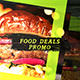 Food Deals Promo - VideoHive Item for Sale