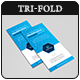 Pro Business Data Analysis Tri-fold Brochure V02 - GraphicRiver Item for Sale