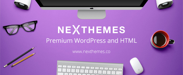 Nexthemes profile banner