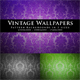 Vintage Wallpapers - GraphicRiver Item for Sale