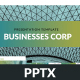 The Bussiness - Creative PPTX template - GraphicRiver Item for Sale