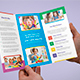 Brochure – Kindergarten Tri-Fold - GraphicRiver Item for Sale