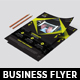 Flyer – Multipurpose 326 - GraphicRiver Item for Sale