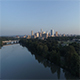 Austin Aerial Cityscape River - VideoHive Item for Sale