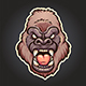 Angry Gorilla - GraphicRiver Item for Sale