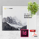 Creative Brochure Vol. 23 - A4 Landscape - GraphicRiver Item for Sale