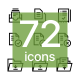 Document, Folder, Office Icons Pack for Web and Mobile Apps - GraphicRiver Item for Sale