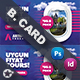 Travel Tours Business Card Templates - GraphicRiver Item for Sale
