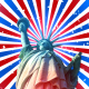 Statue Of Liberty Loop Background v2 - VideoHive Item for Sale
