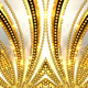 Gold-White Kaleido - VideoHive Item for Sale