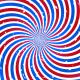 Vertigo USA Flag Loop Background - VideoHive Item for Sale