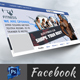 Gym Facebook Timeline Cover - GraphicRiver Item for Sale