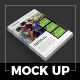 Photorealistic Flyer Mockup Pack - GraphicRiver Item for Sale